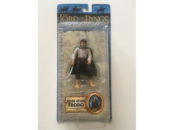 Lord of the rings - The return of the king Frodo figur! NY!