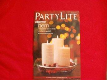 Partylitekatalog Höst/Jul 2011 - överhörnäs - Partylitekatalog Höst/Jul 2011 - överhörnäs
