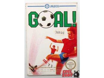 Goal (inkl. Skyddsbox & Bergsala ESP) - Norrtälje - Produktbilderna på detta äldre spel är tagna på den faktiska produkten och vad som ingår till just denna produkt. Alla produkter är av skandinavisk eller europeisk version, om inget annat anges. För detaljerad information om eventuella - Norrtälje