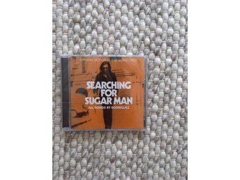 CD - SEARCHING FOR SUGAR MAN - Original, ny och inplastad