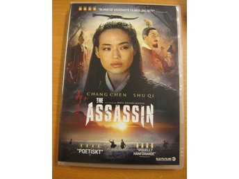 THE ASSASSIN - PRISBELÖNAT KINESISKT ACTIONDRAMA - ROMANTIK - DVD 2016