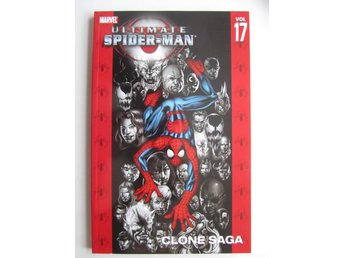 Ultimate Spider-Man Vol 17 Clone Saga