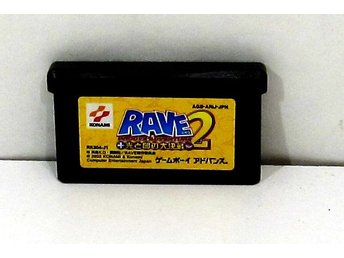Groove Adventure Rave 2 till GBA gameboy advance