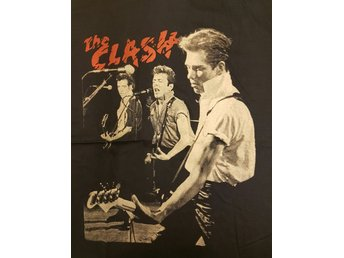 The Clash tshirt X-Large