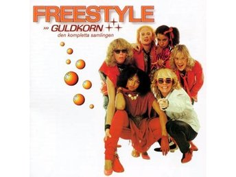 Freestyle: Guldkorn 1981-98 (CD)