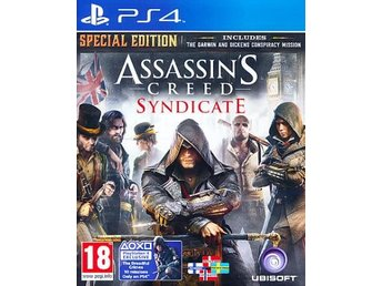 Assassins Creed Syndicate NORD PS4 (PS4)