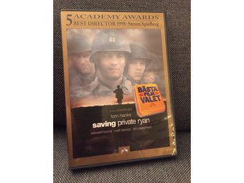 DVD Saving Private Ryan (Tom Hanks Edward Burns Matt Damon)