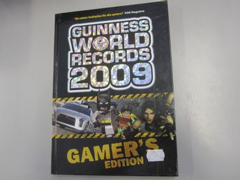 Guinness world records 2009 - Gamer's edition