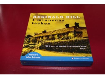 CD-bok: I minnenas tecken - Reginald Hill