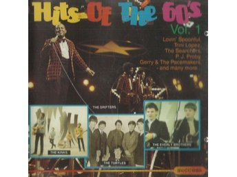 Hits Of The 60s Vol. 1  CD-skiva