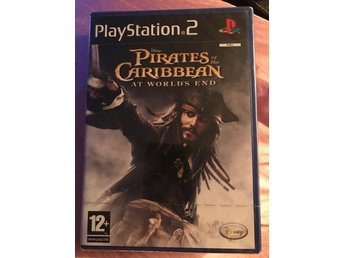 Ny PlayStation 2,Pirates of the Caribbean at worlds end Disney Se bilder