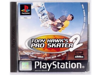 Tony Hawk's Pro Skater 2 - PS1 - PAL (EU)