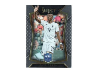 15-16 Panini Select Paul Pogba
