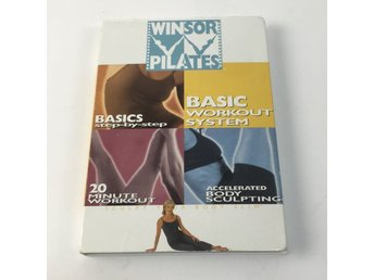 Winsor Pilates, CD-Skivor, Basic workout system 3st skivor