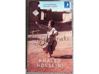 Flyga drake Khaled Hosseini Pocket