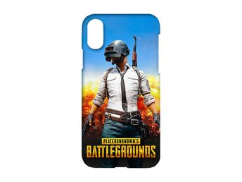 PUBG Playerunknown iPhone XS Max Skal