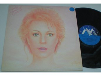 Anni-Frid Lyngstad Lp Something´s Going On 1982 VG++