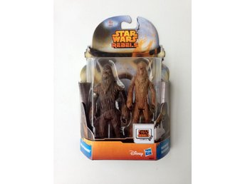 Star Wars Wullffwarro & Wookiee Warrior Episode 7 Force Awakens Stjärnornas Krig