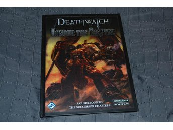 Deathwatch Honour the Chapter (WH 40K Rollspel RPG) Bok Ny Se Hit!
