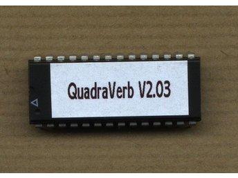 Uppgradera Alesis Quadraverb till Quadraverb PLUS - Lidköping - Uppgradera Alesis Quadraverb till Quadraverb PLUS - Lidköping