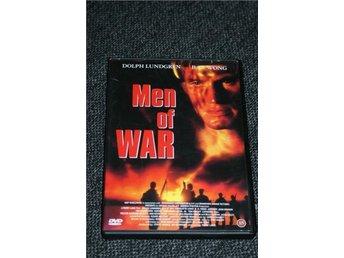 Men of War - Dolph Lundgren - DVD - Utgått - Gävle - Men of War - Dolph Lundgren - DVD - Utgått - Gävle