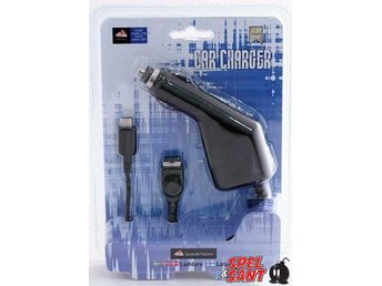 Gametech Car Charger DS Lite/GBA SP