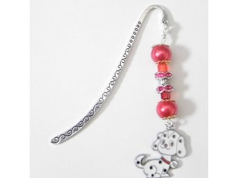 Hund bokmärke / Dog bookmark