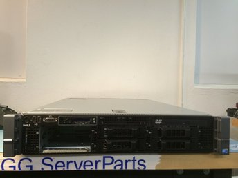 Dell Poweredge R710 2x E5520 12GB PERC 6/i iDRAC6 2xPSU