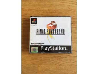 Final Fantasy 8 VIII PS one