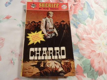 SHERIFF - CHARRO, H. WHITTINGTON, 1976,  POCKET, BÖCKER