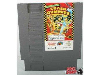 The Incredible Crash Dummies SCN - Norrtälje - Produktbilderna på detta äldre spel är tagna på den faktiska produkten och vad som ingår till just denna produkt. Alla produkter är av skandinavisk eller europeisk version, om inget annat anges. För detaljerad information om eventuella - Norrtälje