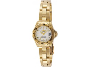 Invicta damur Pro Diver Gold 200 meter Model 8945