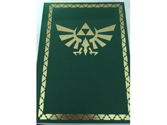 The legend of Zelda spirit tracks collectors edition guide