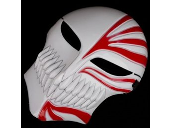anime manga bleach ichigo hollow cosplay halloween mask