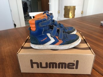 Hummel stadil jr. velcro high stl. 31