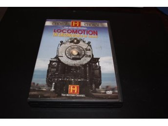 DVD-box: Locomotion - The amazing world of trains (2 disc)