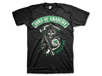 SONS OF ANARCHY IRELAND T-SHIRT S