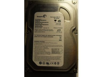 Segate Barracuda 160 GB HDD 7200 rpm IDE.100%OK.Snabb.Rea Nu