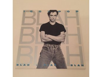 IGGY POP - BLAH-BLAH-BLAH (LP)