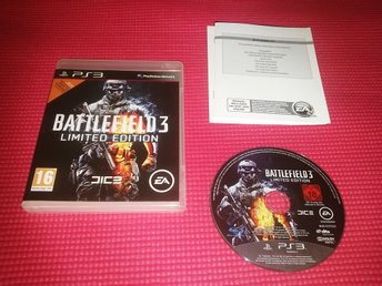 Battlefield 3 : Limited Edition (PS3)