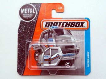 Matchbox - New York Police - Meter Made