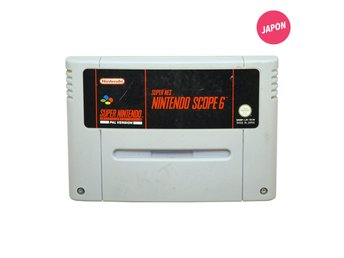 Super Scope 6 (SCN / SNES)