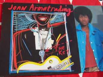 JOAN ARMATRADING - THE KEY LP 1983 HOLL