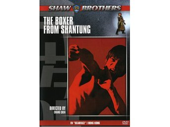 The Boxer from Shantung '72 (Shaw Brothers) - NY INPLASTAD - Cheh Chang - OOP