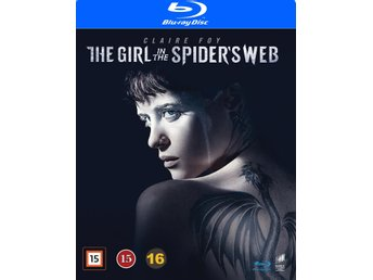 The girl in the spider's web ( Blu-ray)
