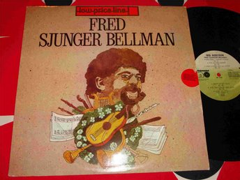 FRED SJUNGER BELLMAN LP 1969