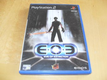 EOE Eve of Extinction - PS2