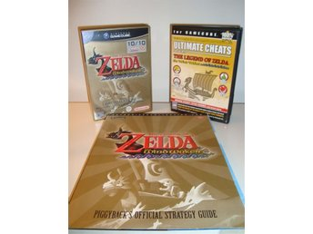 Gamecube - The Legend of Zelda: The Wind Waker Limited Edition --- PAKET ---