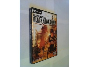 PC: Delta Force - Black Hawk Down