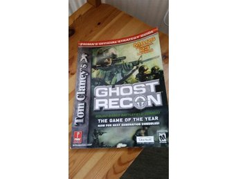 Ghost recon Strategy Guide